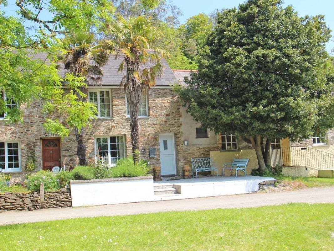 Castle Cottage, Ruan High Lanes, Cornwall