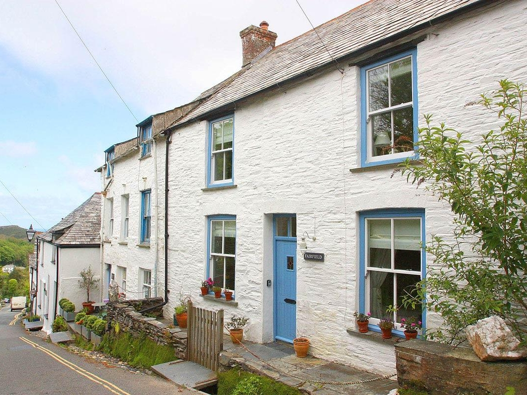 Fairfield Cottage, Boscastle, Cornwall