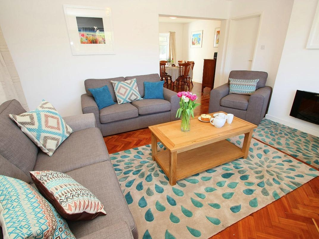 Garden Apartment, St Levan, Cornwall
