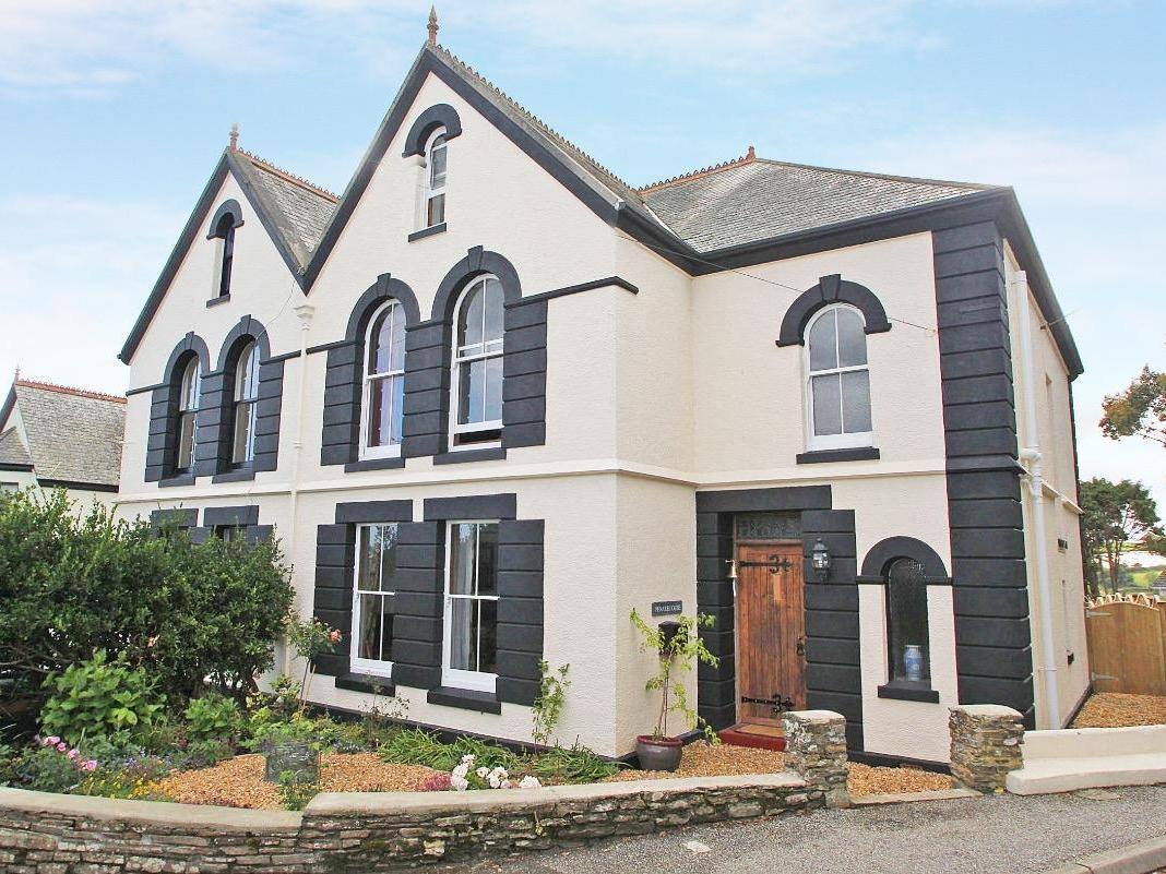 Penare House, Mevagissey, Cornwall