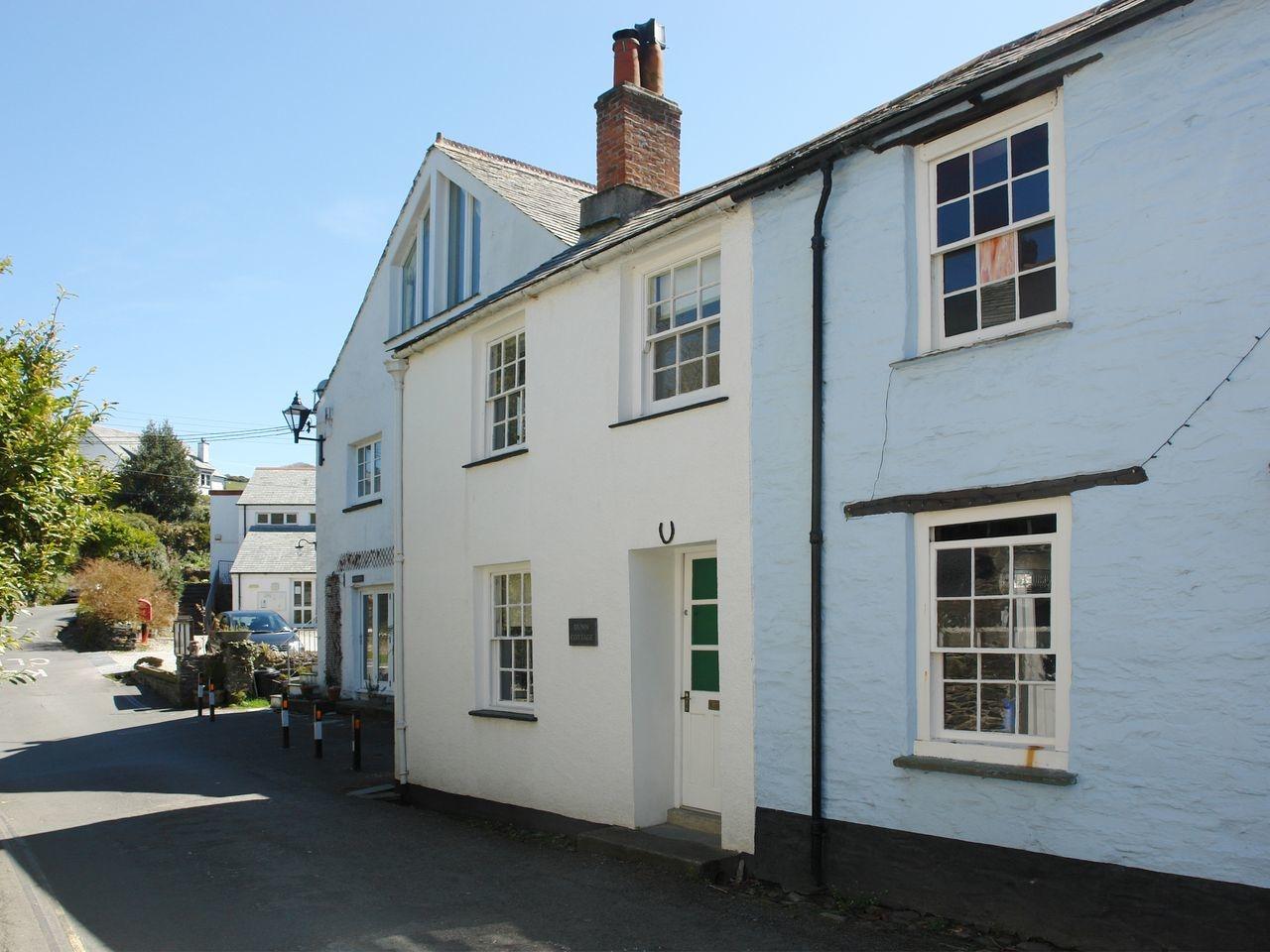 Dunn Cottage, Boscastle, Cornwall