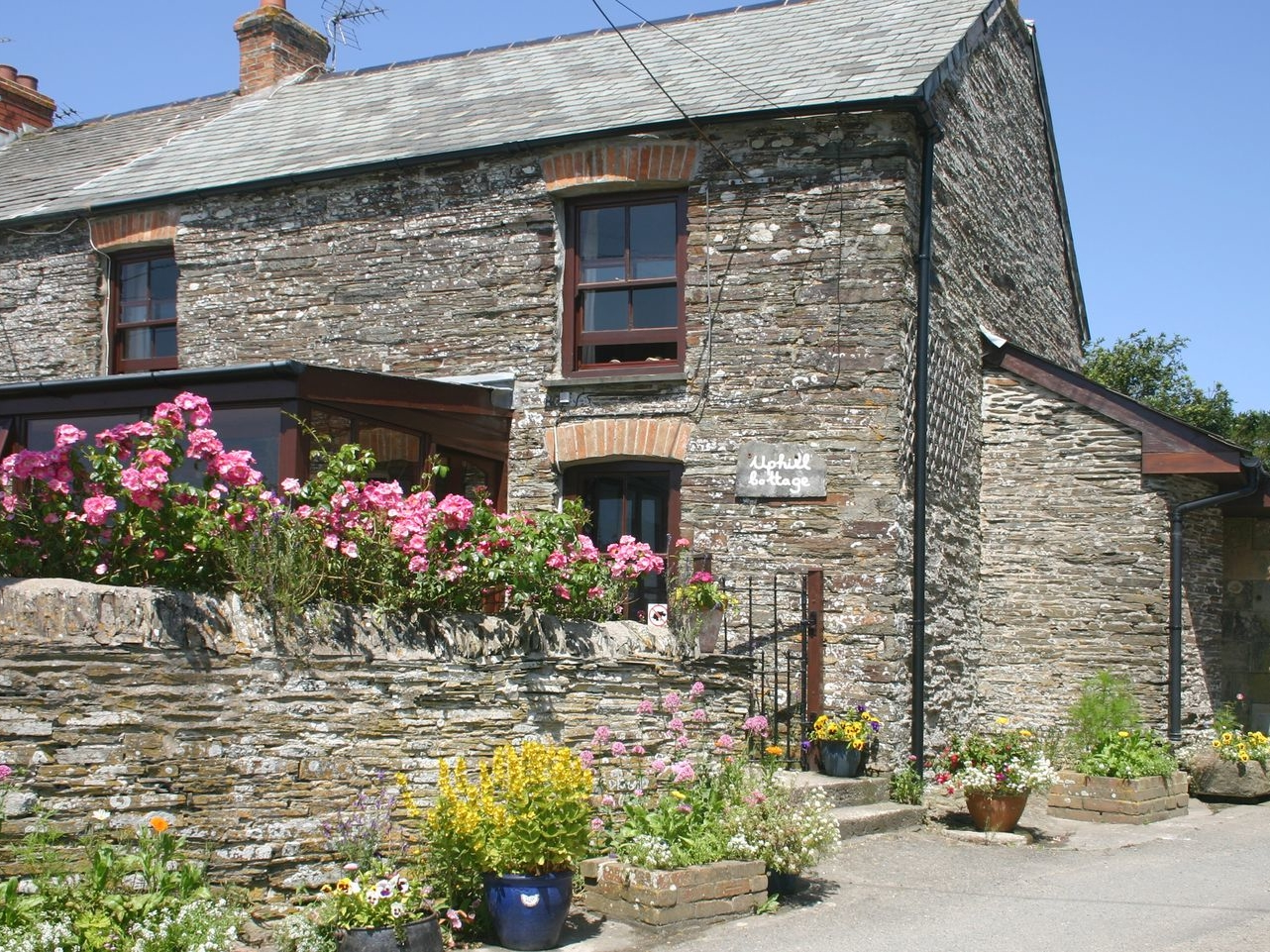 Uphill Cottage, St Merryn, Cornwall