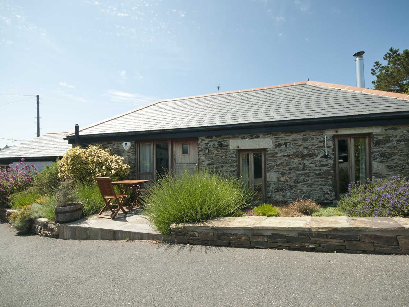 Lavender Barn, Crantock, Cornwall