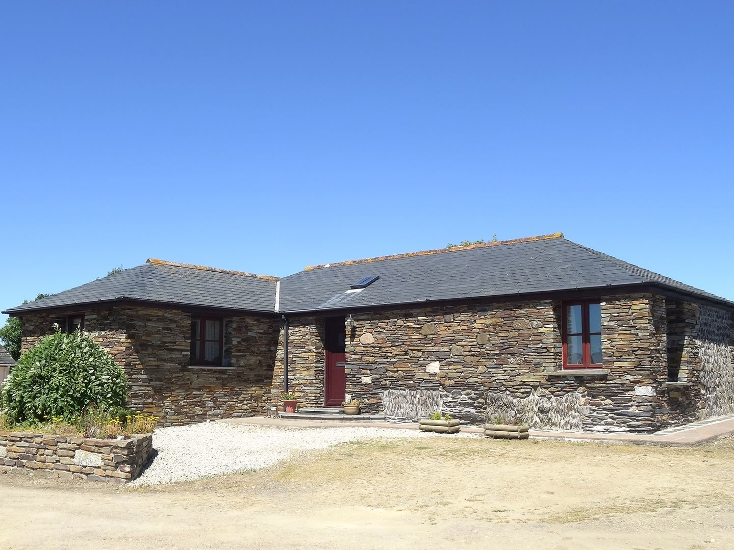 The Barn, Port Gaverne, Cornwall