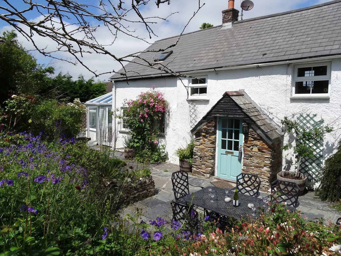Mays Cottage, Padstow, Cornwall