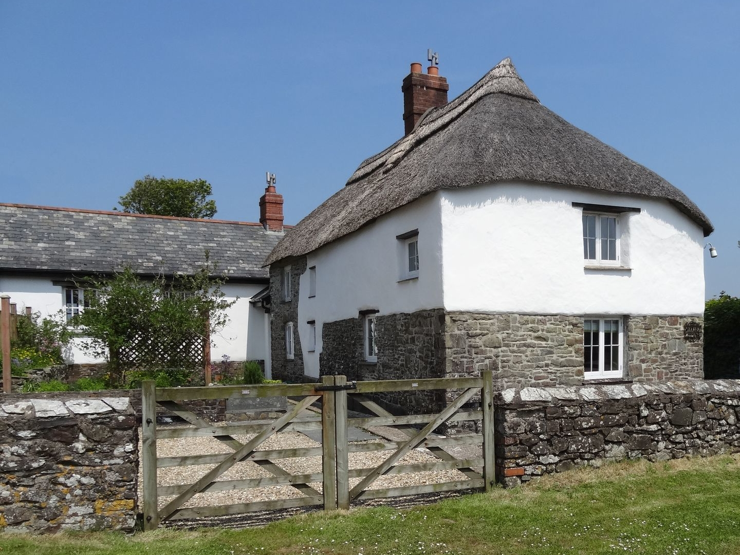 Woolley Cottage, Bude, Cornwall