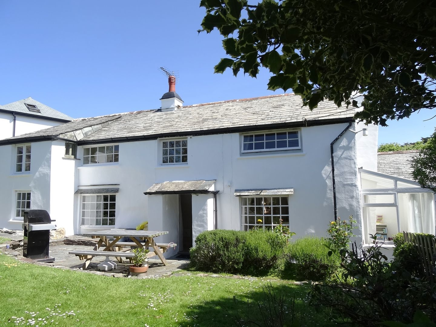 Ayr Cottage, Tintagel, Cornwall