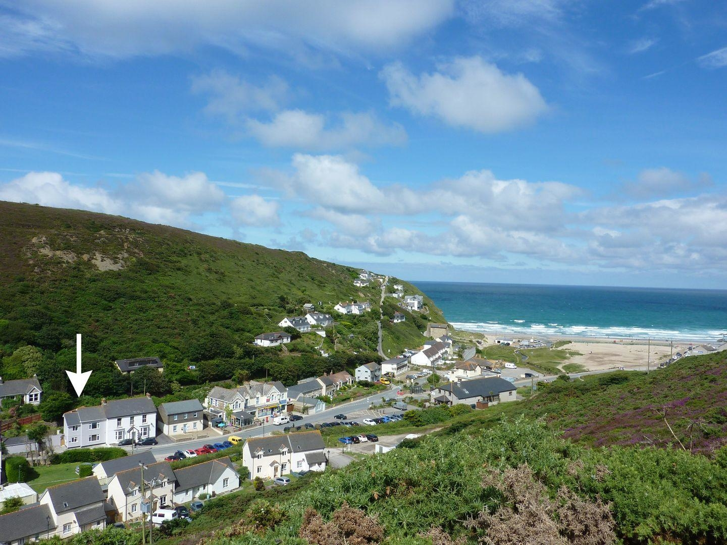 Stones Throw, Porthtowan, Cornwall