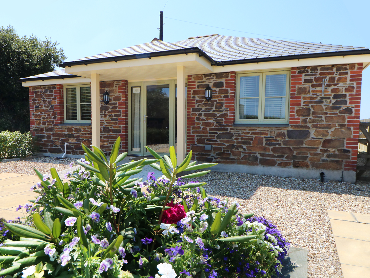 Elm Cottage, St Ewe, Cornwall