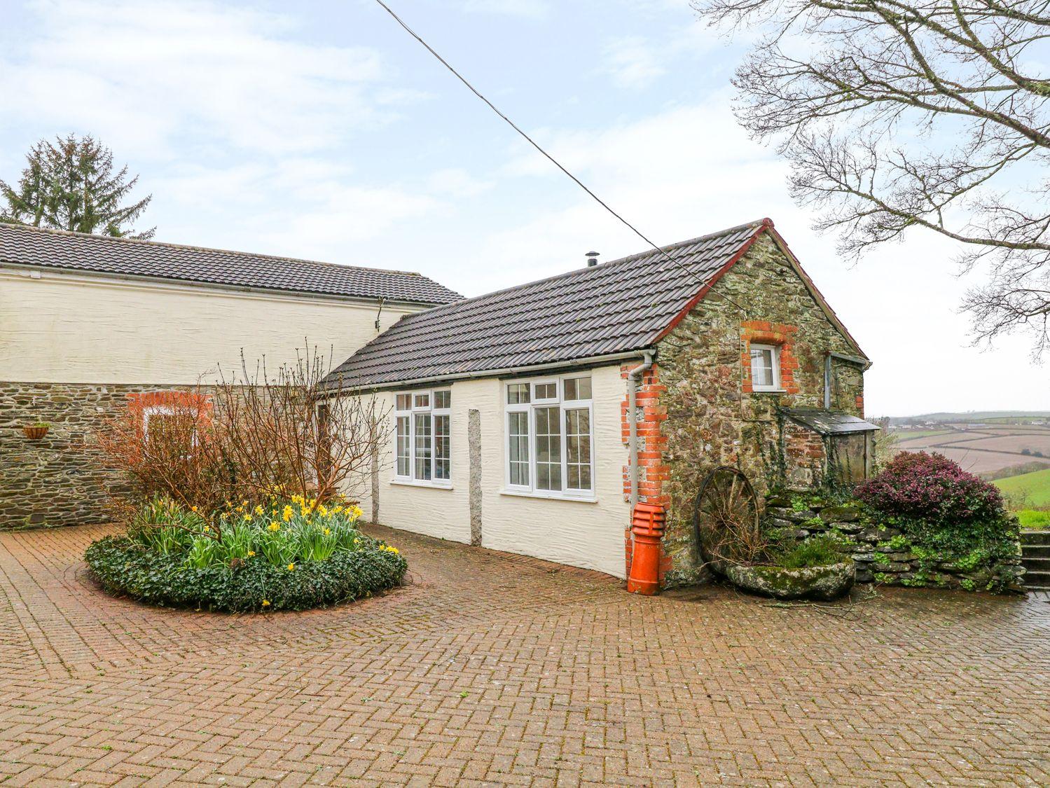 Granary Cottage, West Looe, Cornwall