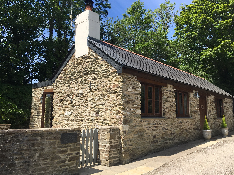 Tregye Cottage, Truro, Cornwall