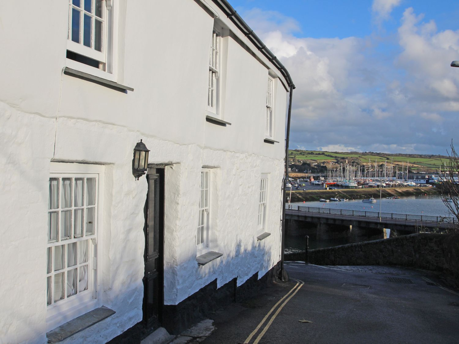 The Slipway, Penzance, Cornwall