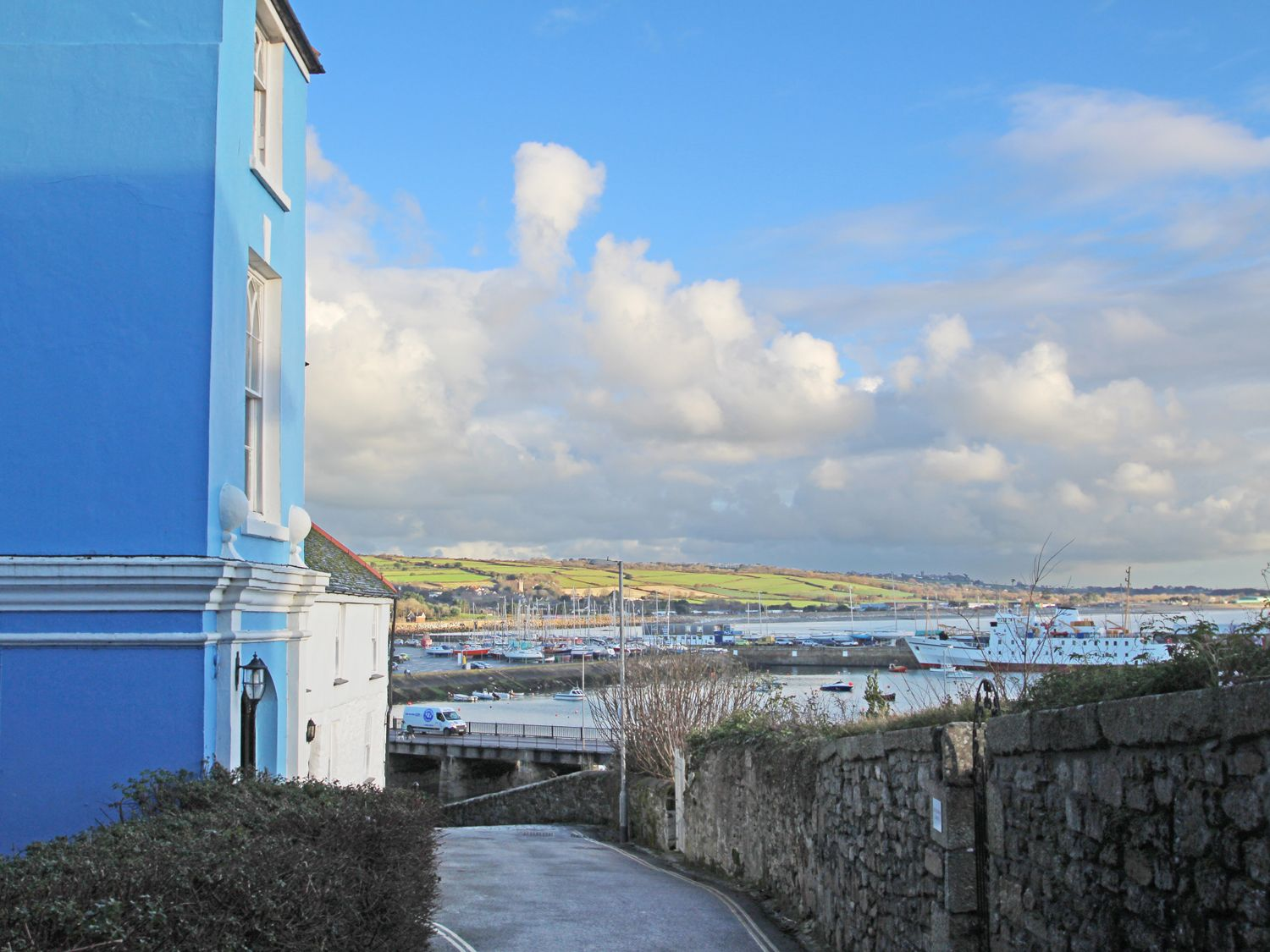 Mount View, Penzance, Cornwall