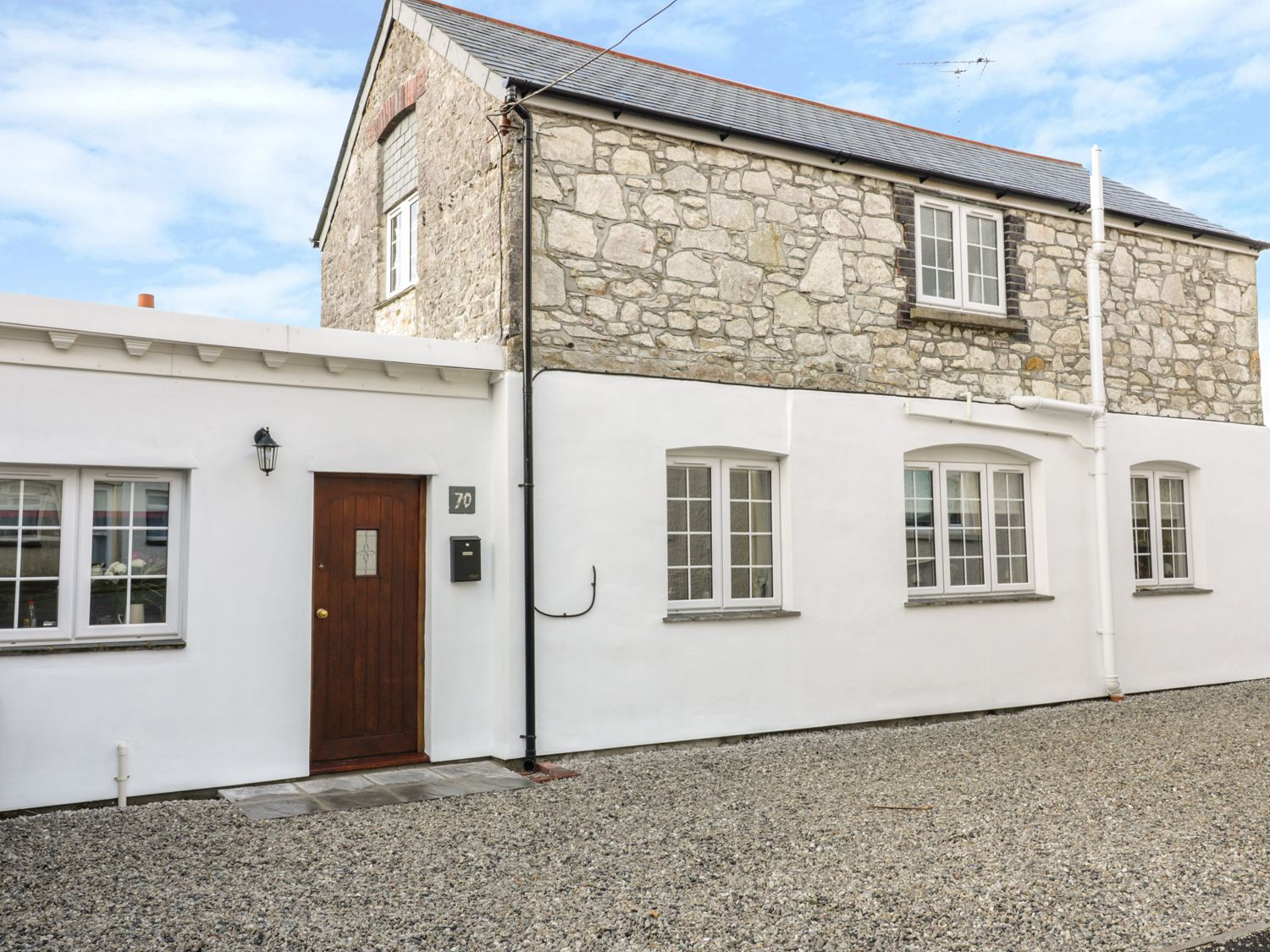 Bakers Cottage, Newquay, Cornwall