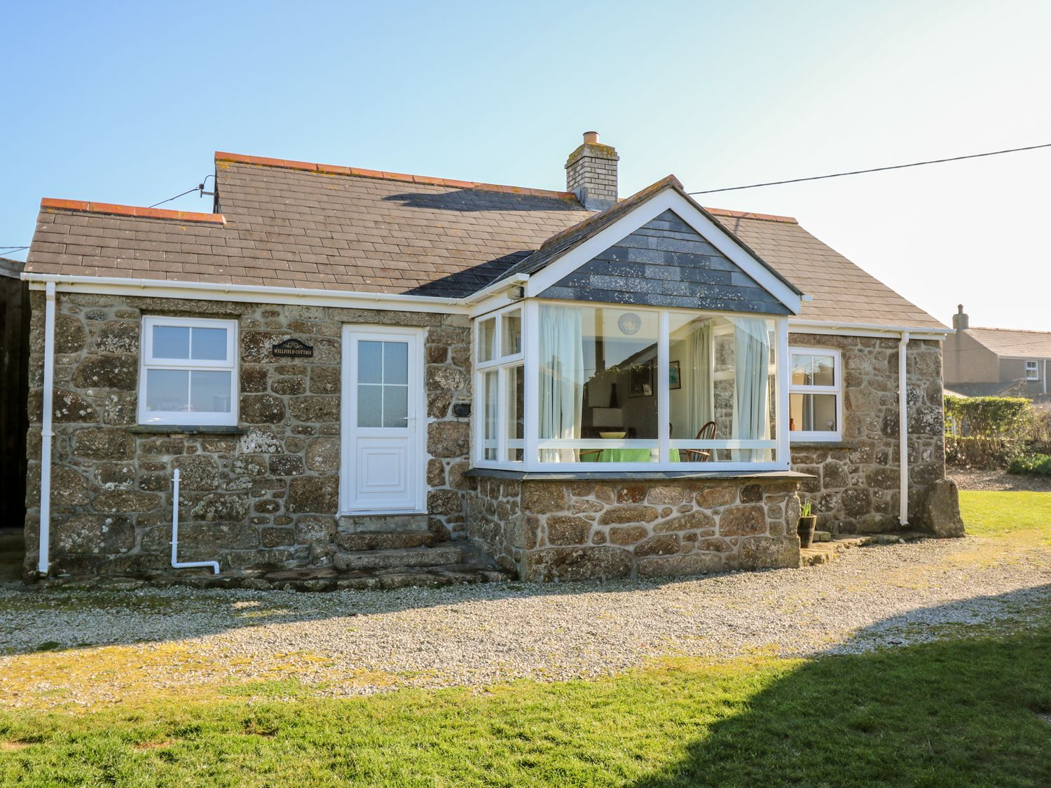 Wellfield Cottage, Sennen, Cornwall