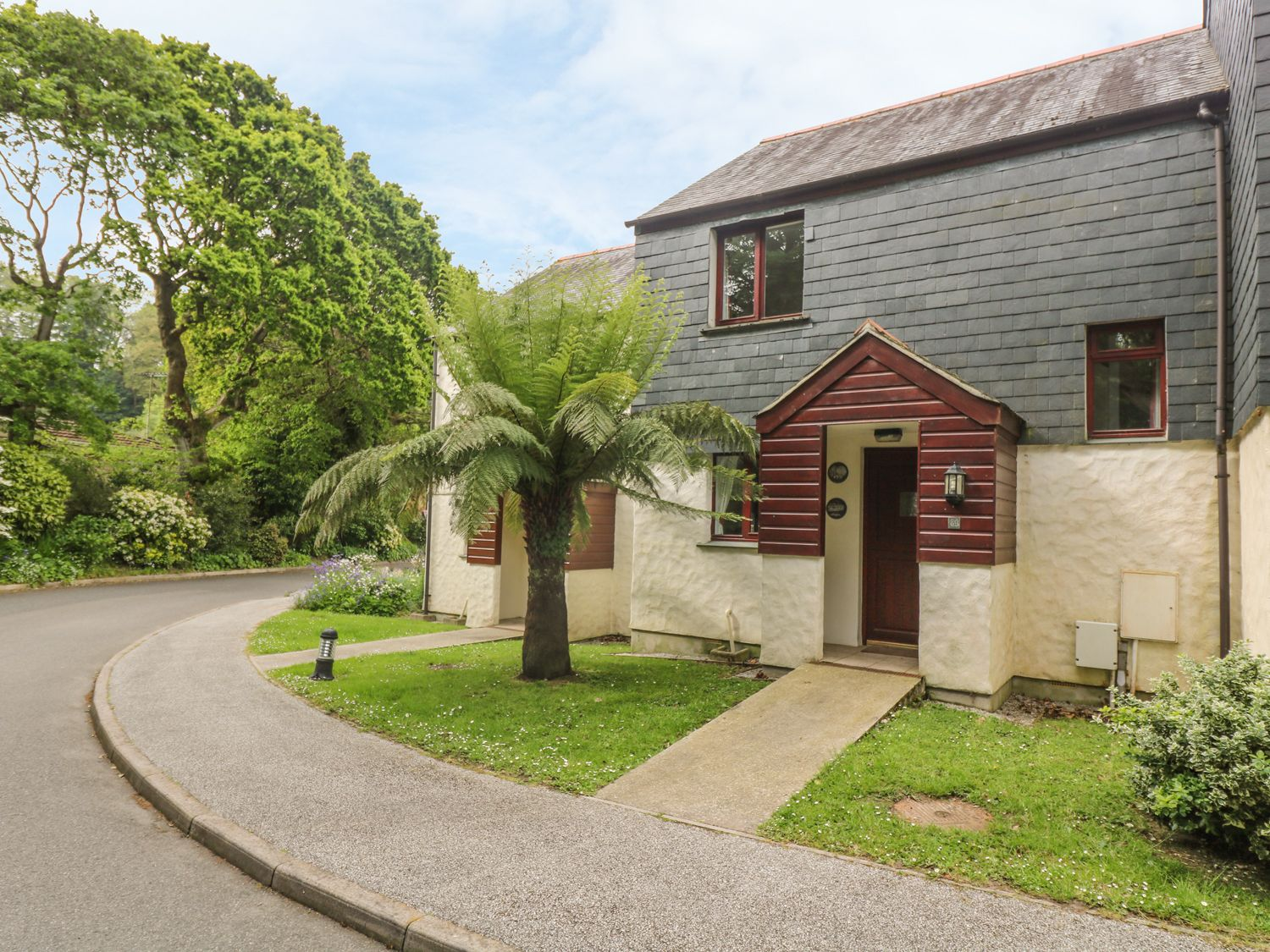 Cuckoo's Cottage, Falmouth, Cornwall