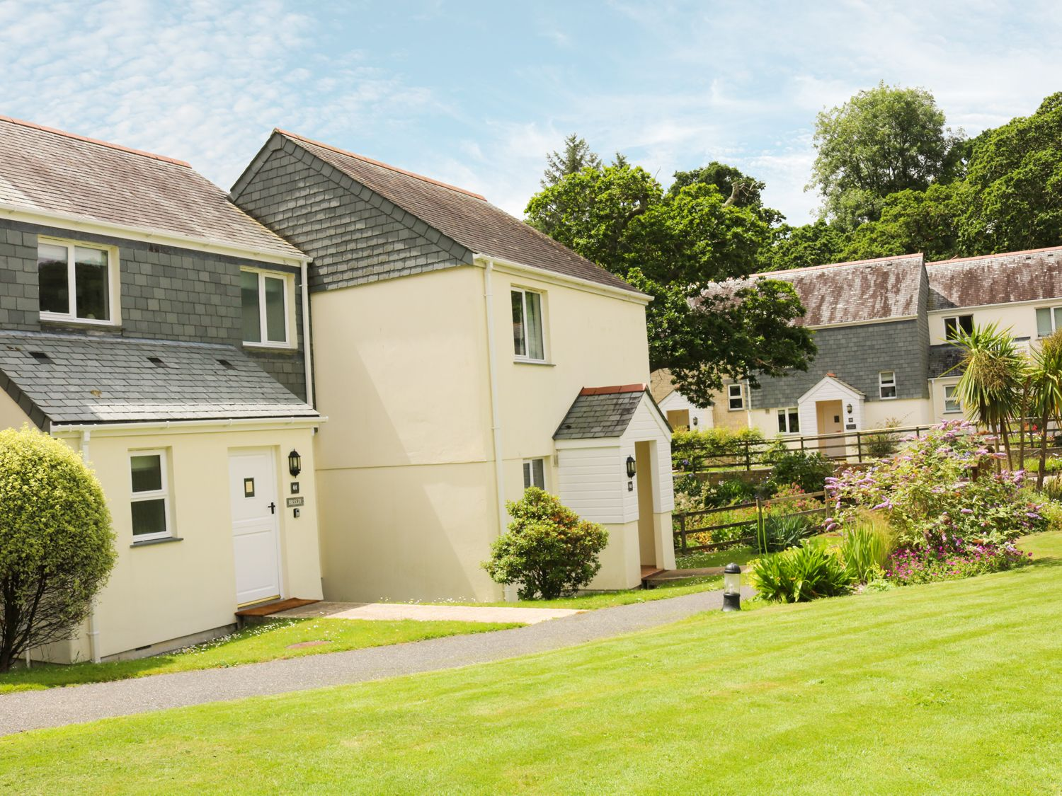 Breeze Cottage, Falmouth, Cornwall