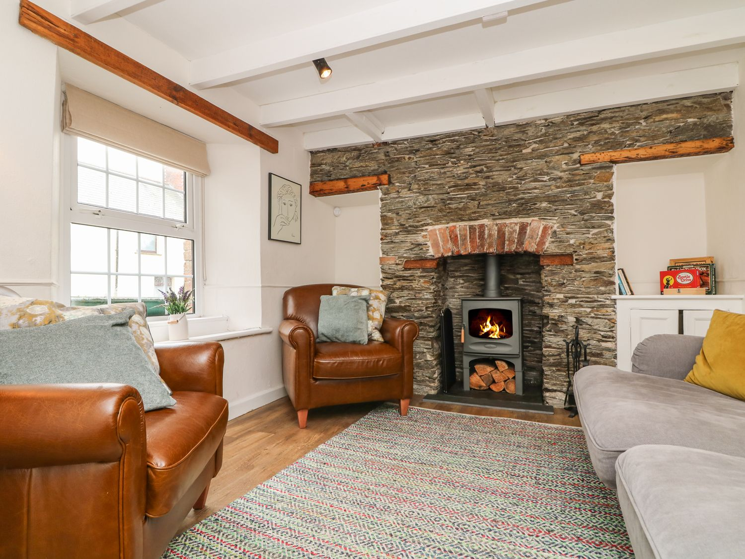 Gwent Cottage, Near Padstow, Padstow, Cornwall
