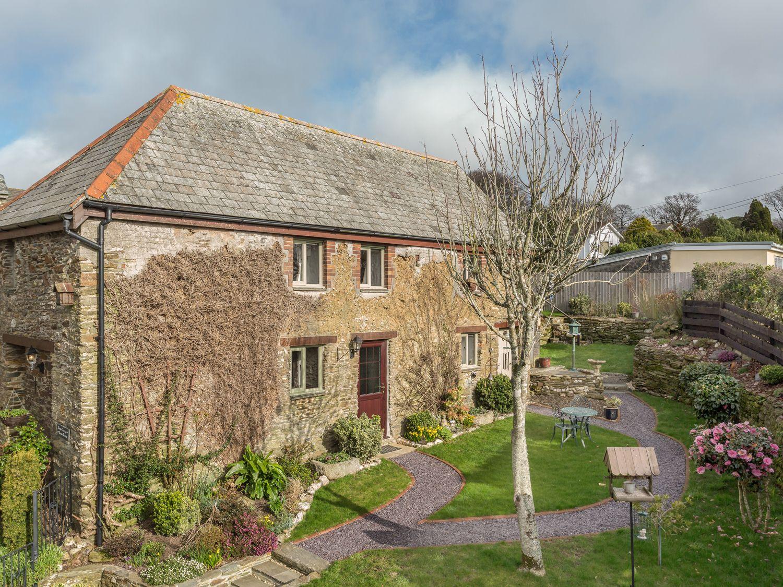 Rowan Cottage, Polperro, Cornwall