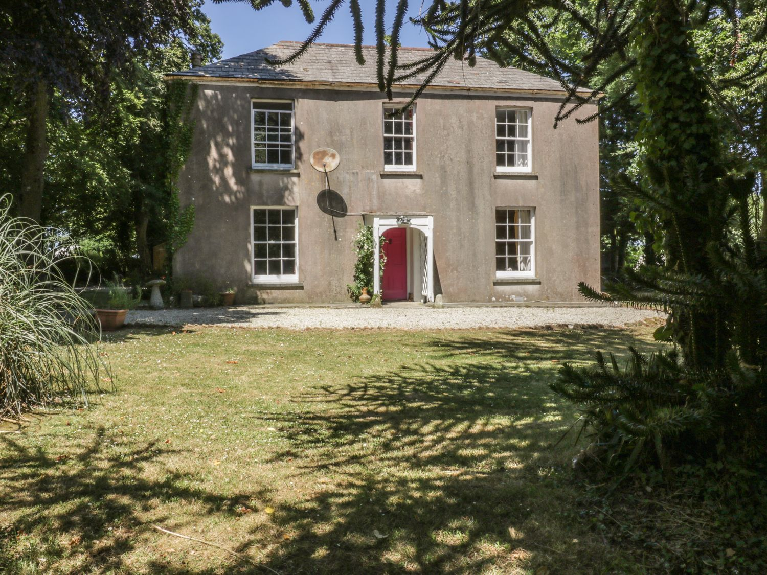 Benbole Farmhouse, Wadebridge, Cornwall
