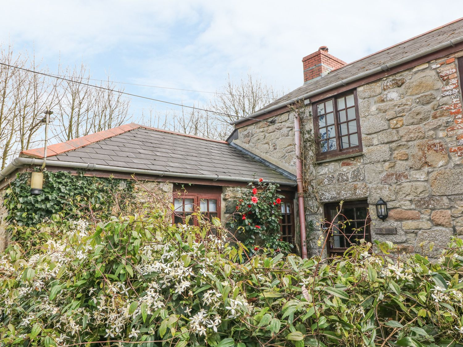 The Cottage, Camborne, Cornwall