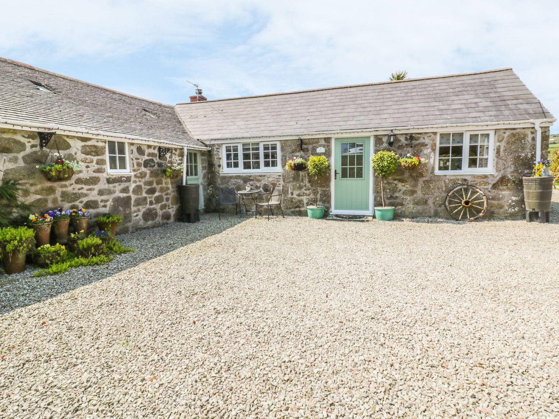 Anjarden Byre, Newlyn, Cornwall