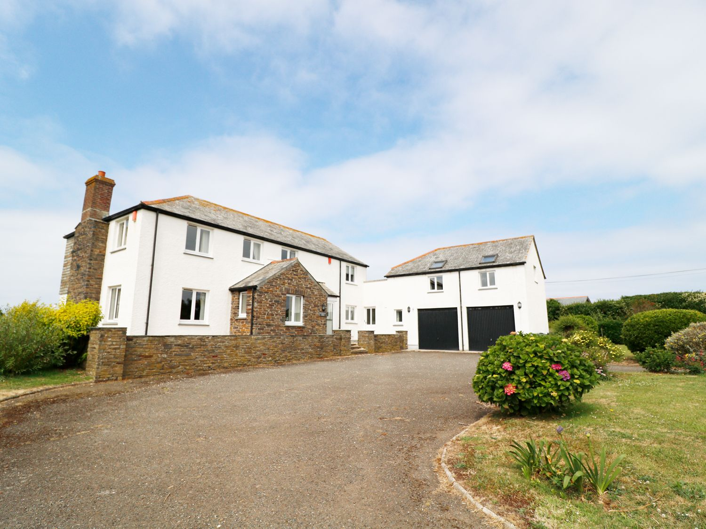 Penhallick House, Tintagel, Cornwall