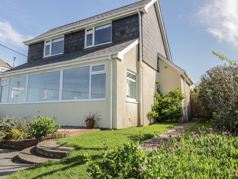 Crantock Bay House, Crantock, Cornwall