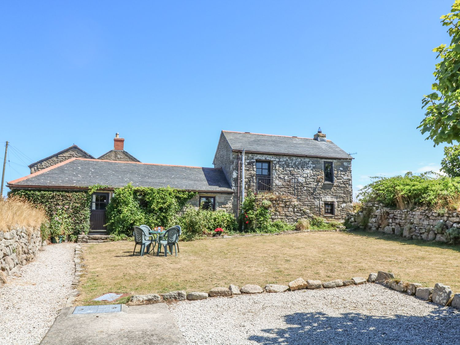 The Old Barn, Pendeen, Cornwall