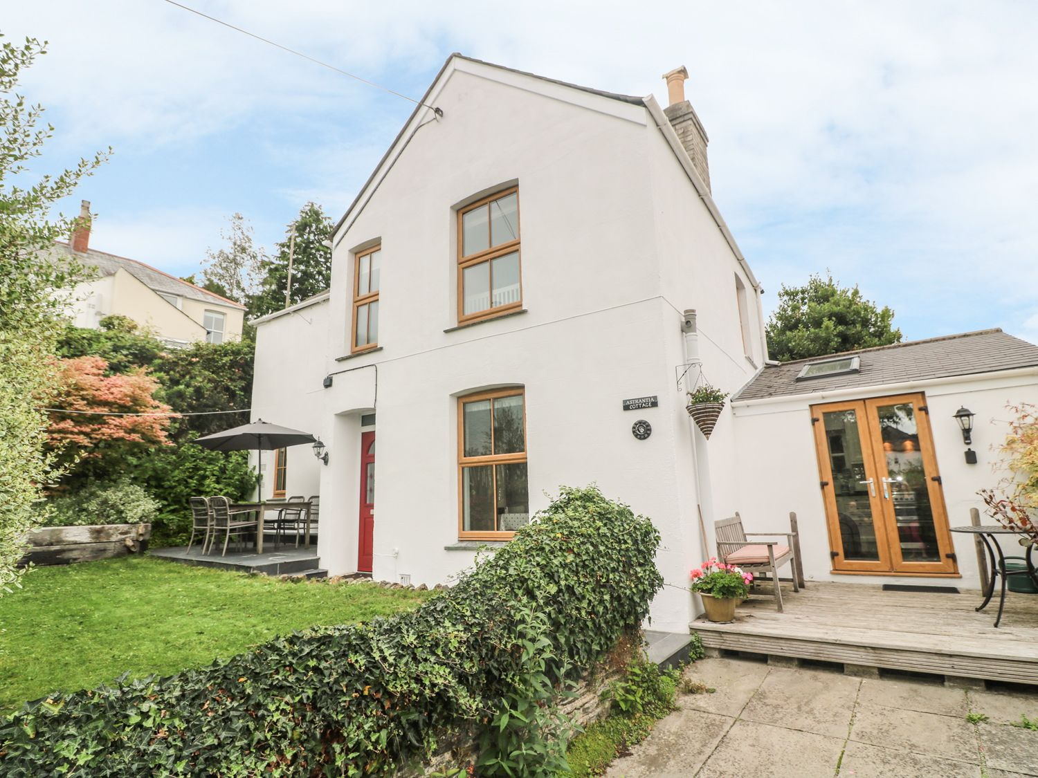 Astrantia Cottage, Lostwithiel, Cornwall