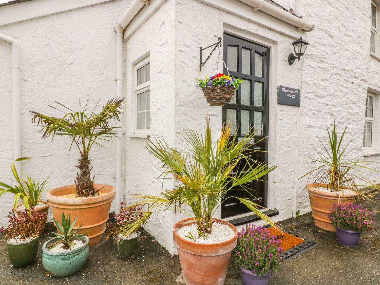 Blacksmith's Cottage, Crantock, Cornwall
