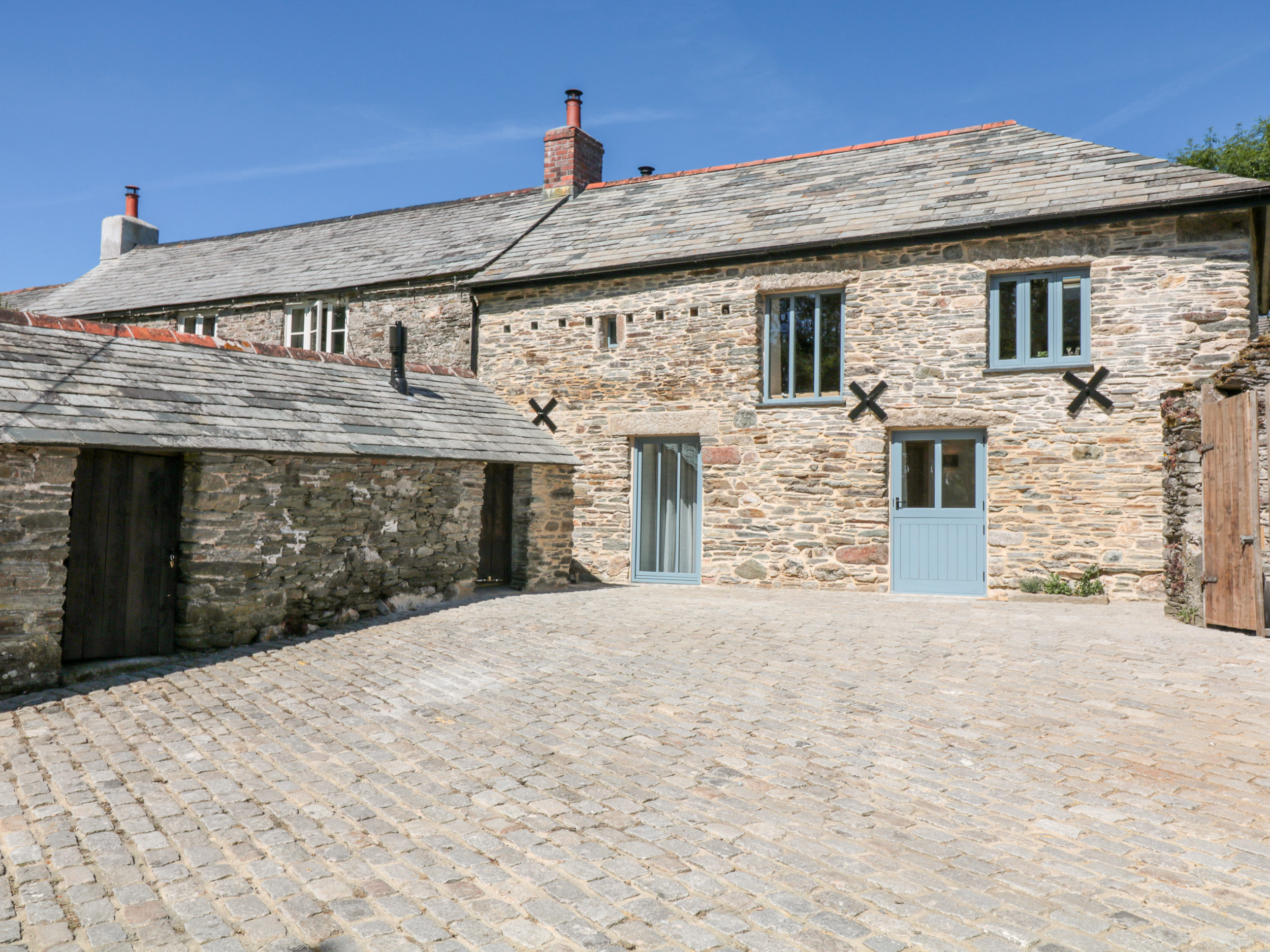 Manor House Barn, Camelford, Cornwall