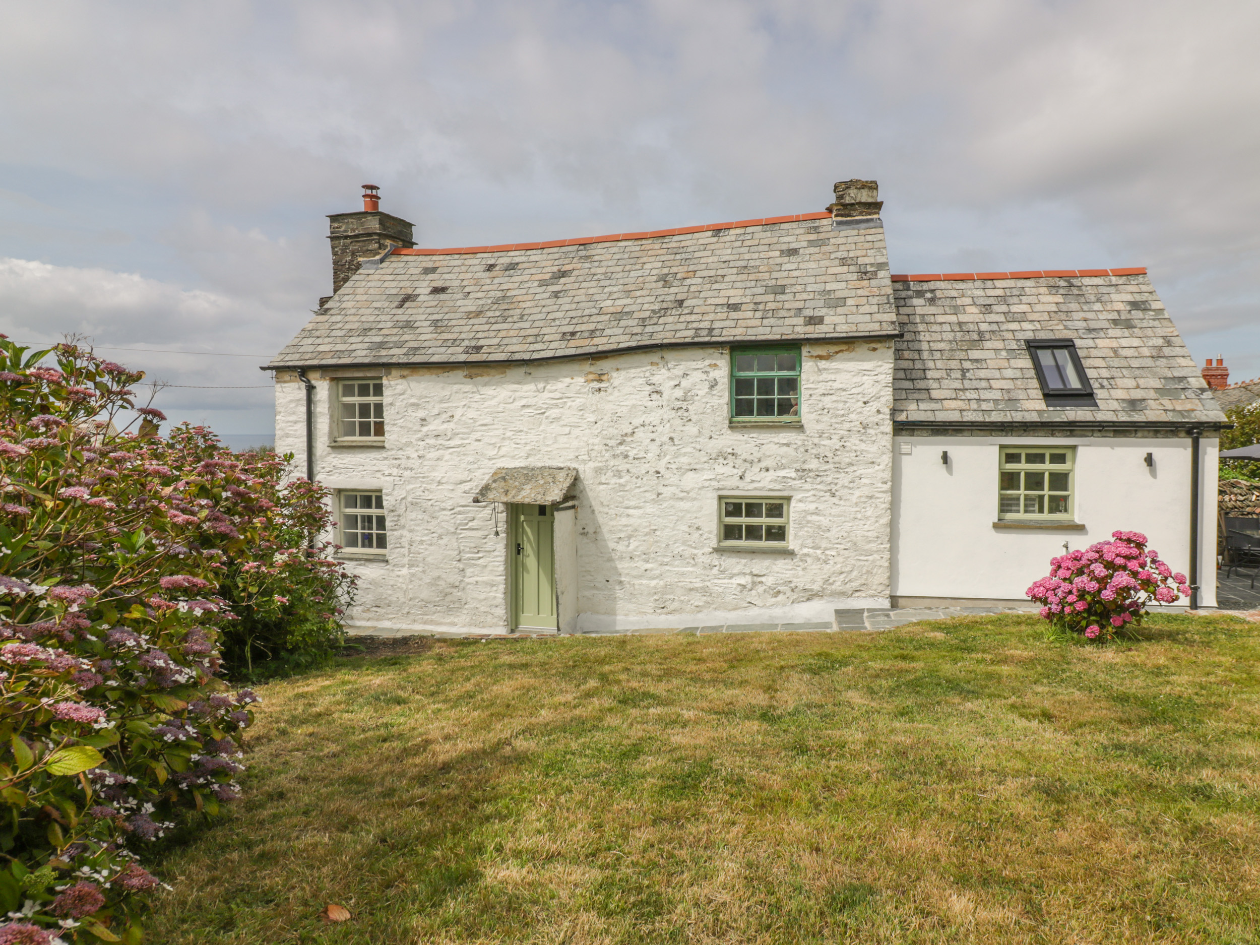 Halgabron Cottage, Tintagel, Cornwall