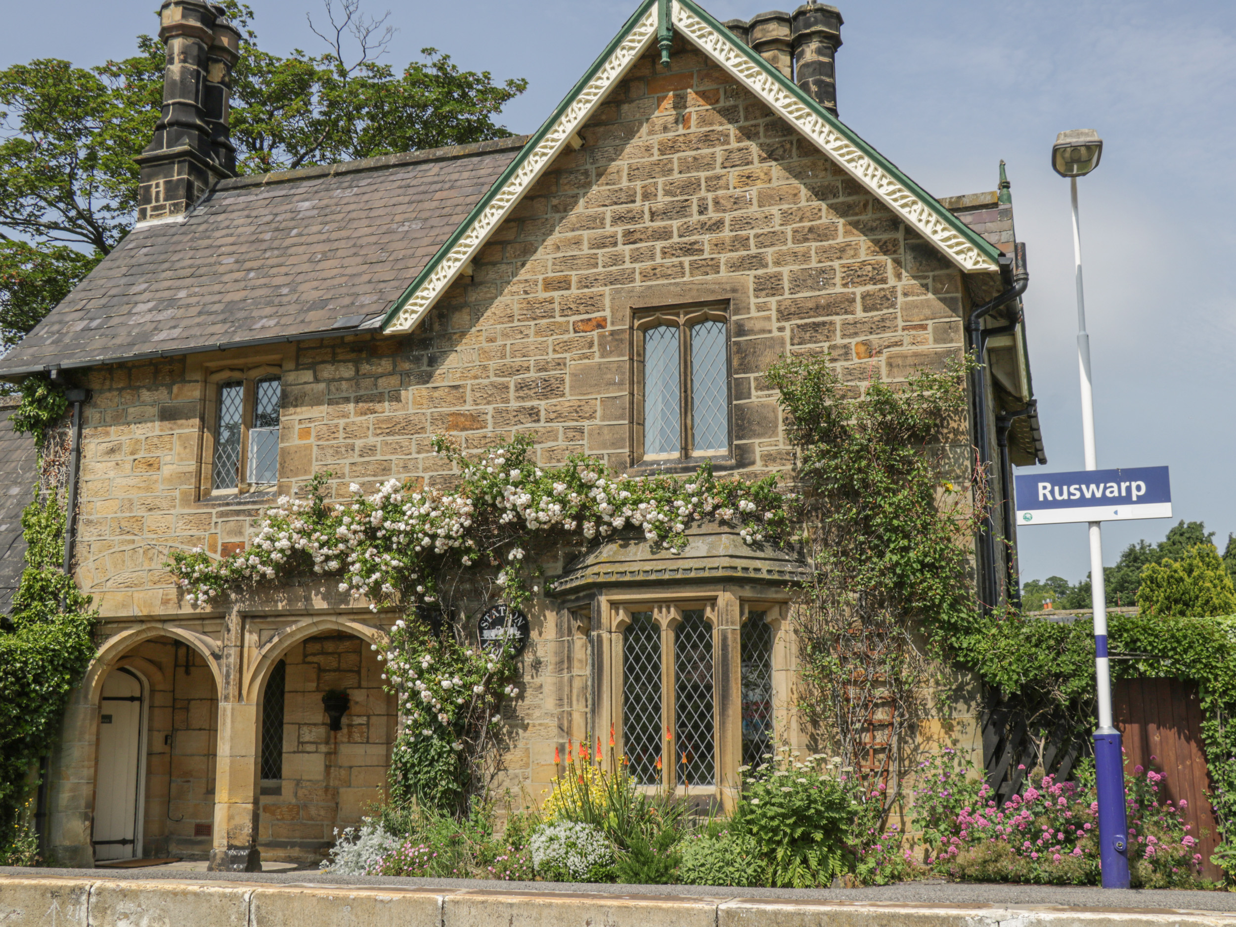 The Station House, North York Moors And Coast