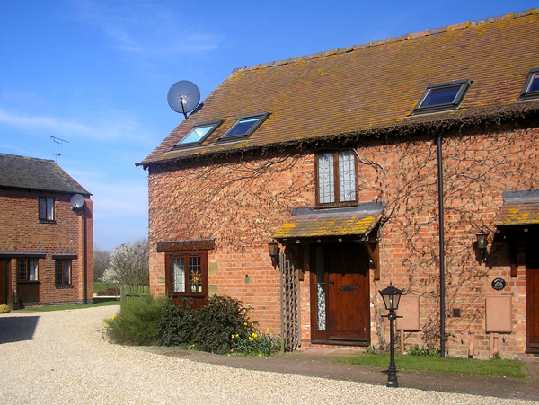 Self catering cottage in Stratford upon Avon