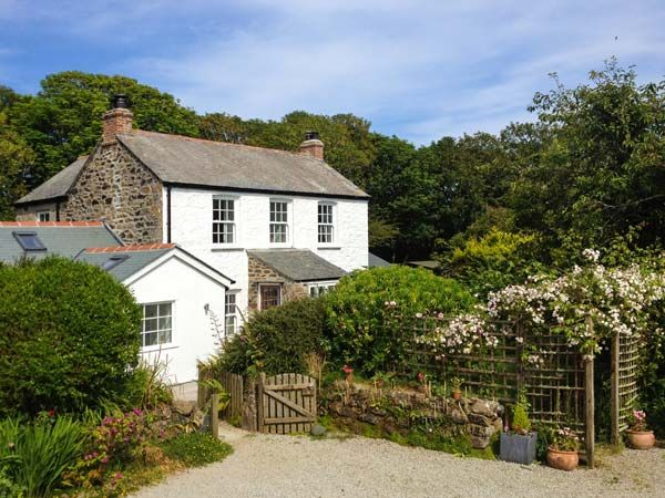 The Farmhouse in Cornwall