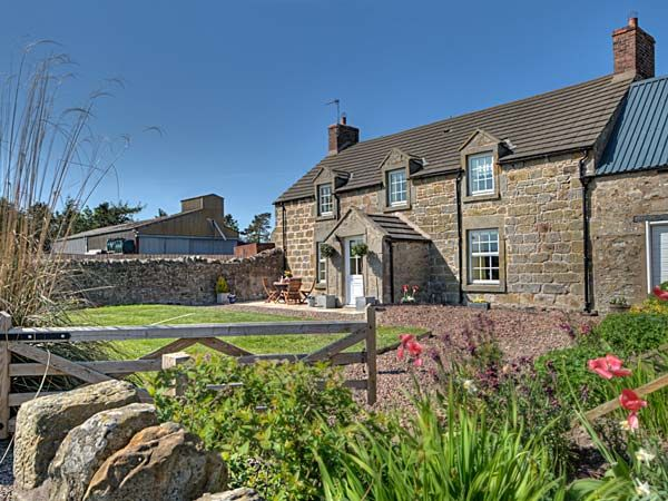 The Farmhouse in Northumberland