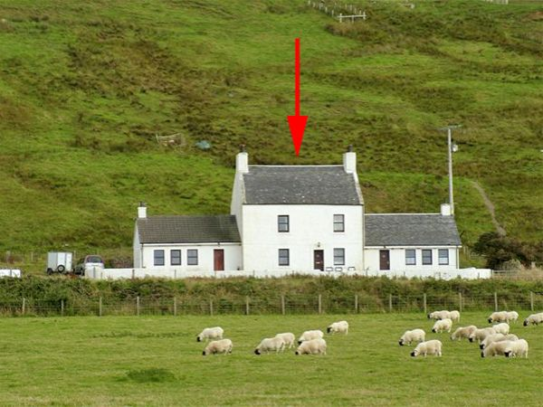 Drumore House Campbeltown Self Catering Holiday Cottage