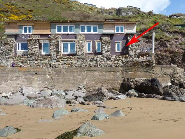 Beachcomber's Cottage, Whitsand Bay, Cornwall
