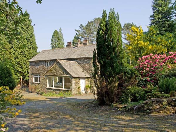 Lakeside cottage lakeside the lake district and - Luxury cottages lake district swimming pool ...