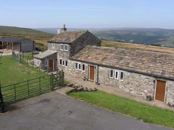 Foxstone Edge Cottage Slaithwaite Holmfirth Peak District Self Catering Holiday Cottage