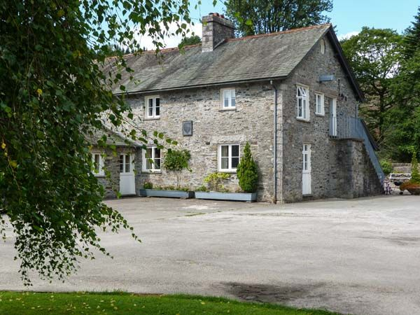 Newlands hawkshead force mills the lake district and - Luxury cottages lake district swimming pool ...