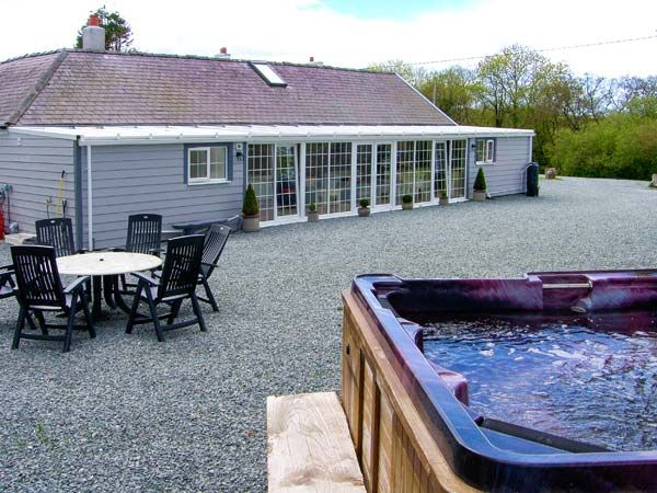 The Keepers Lodge Morfa Nefyn Dinas Self Catering