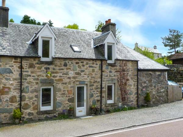 River View Cottage Strathyre Self Catering Holiday Cottage
