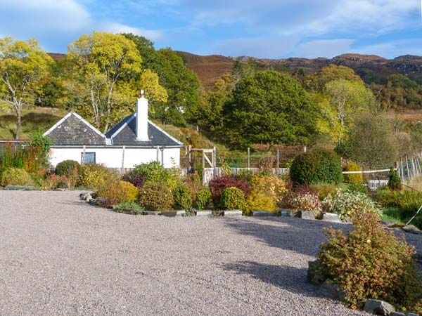 The Old Sawmill Salen Glenborrodale Self Catering
