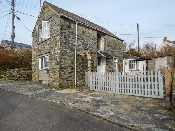Barn Cottage, Tintagel, Cornwall
