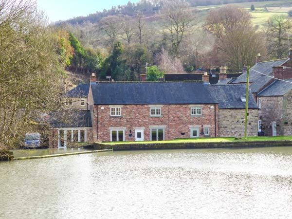 Weir Cottage on the Mill Pond photo 1