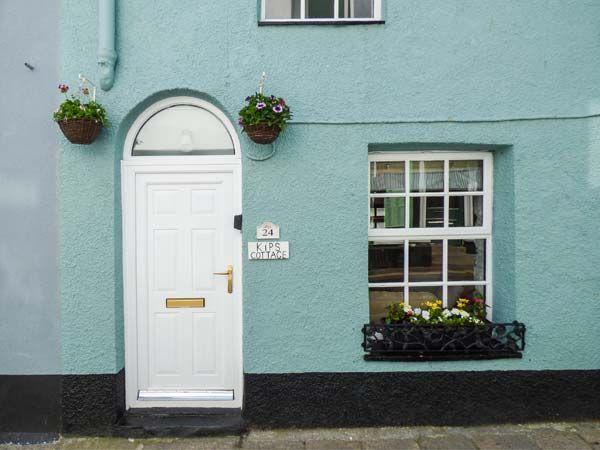 Kips Cottage, Mevagissey, Cornwall
