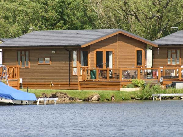 Lakeside Lodge Tattershall Lakes Country Park Tattershall East Anglia Self Catering
