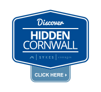 Hidden Cornwall Button